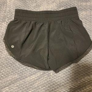 🌟Womans Black Lululemon shorts